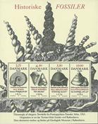 Fossils - Souvenir sheet