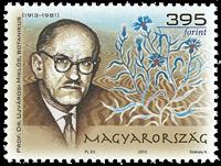 Ungarn - Dr.Ujvárosi Miklós - Postfrisk frimærke