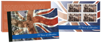 Guernsey - 70 years of the liberation - Mint prestige booklet