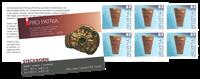 Schweiz - Pro Patria 2015 - Postfrisk frimærkehæfte