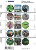 Holland - Flora og fauna i Naarde - Postfrisk ark