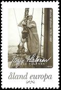 Åland - Mimi Widboms frimærke - Postfrisk frimærke