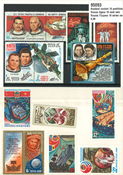 Russia Space 10 mint sets