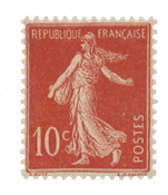 France 1906 - YT 134 - Unused