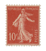 France 1906 - YT 135 - Unused