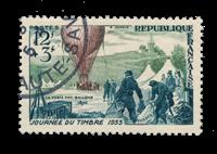 France 1955 - YT 1018 - Cancelled