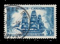 France 1955 - YT 1035 - Cancelled