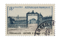 France 1954 - YT 988 - Cancelled