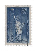 France 1937 - YT 352 - Cancelled