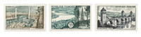 France 1957 - YT 1117/19 - Unused