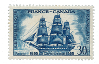 France 1955 - YT 1035 - Unused