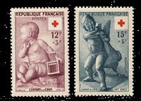 France 1955 - YT 1048/49 - Unused