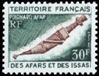 Afars et Issas - YT 383