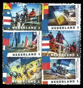 Holland - Volvo Ocean Race - Postfrisk sæt 6v