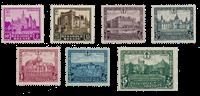 Belgien 1930 - OBP 308/14 - Postfrisk