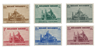Belgium 1938 - OBP 471/76 - Mint