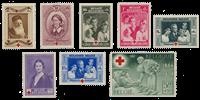 Belgium 1939 - OBP 496/503 - Mint