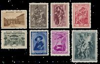 Belgium 1939 - OBP 504/11 - Mint