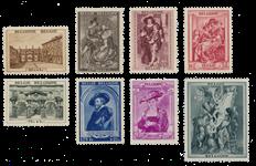 Belgien 1939 - OBP 504/11 - Postfrisk