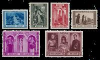 Belgium 1939 - OBP 513/18 - Mint