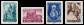 Belgien 1948 - OBP 777/80 - Postfrisk