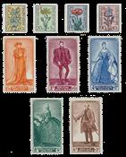 Belgium 1949 - OBP 814/22 - Mint