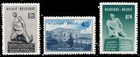 Belgium 1951 - OBP 860/62 - Mint