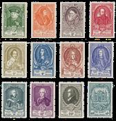 Belgien 1952 - Postfrisk - OBP 880/91