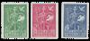 Belgien 1953 - Postfrisk - OBP 927/29