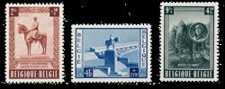 Belgien 1954 - OBP 938/40 - Postfrisk