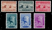 Belgium 1940 - OBP 532/37 - Mint