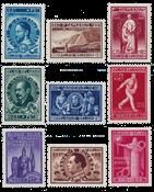 Belgium 1946 - OBP 728/36 - Mint
