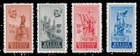 Belgium 1948 - OBP 781/84 - Mint