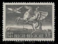 Belgium 1949 - OBP 810A - Mint