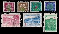 Belgien 1951 - OBP 834/40 - Stemplet