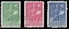 Belgien 1953 - OBP 927/29 - Stemplet