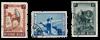 Belgien 1954 - OBP 938/40 - Stemplet