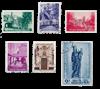 Belgien 1954 - OBP 946/51 - Stemplet