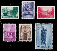 Belgium 1954 - OBP 946/51 - Cancelled