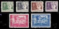 Belgium 1954 - OBP 955/60 - Cancelled