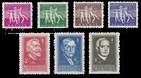 Belgium 1955 - OBP 979/85 - Mint