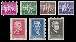 Belgien 1955 - OBP 979/85 - Postfrisk