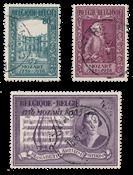 Belgium 1956 - OBP 987/89 - Cancelled
