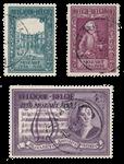 Belgien 1956 - OBP 987/89 - Stemplet
