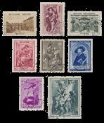 Belgium 1939 - OBP 504/11 - Cancelled