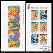 Netherlands 1990-1995 - NVPH 1460, 1486, 1541, 1578, 2627, 1661 - Mint