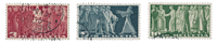 Switzerland 1955 - Michel 328/30x - Cancelled
