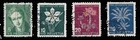 Switzerland 1946 - Michel 475/78 - Cancelled