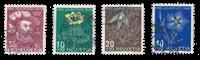 Switzerland 1949 - Michel 541/44 - Cancelled