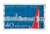 Switzerland 1953 - Michel 585 - Cancelled